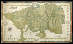 Estate Map of Smallburgh, Norfolk